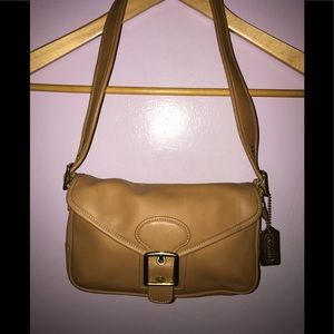 Vintage Coach Legacy Shoulder Bag